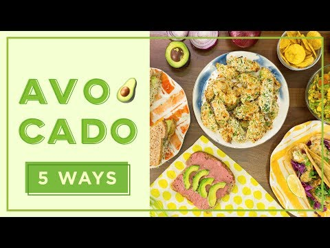 5 Ways to Eat an Avocado | CHEAP CLEAN EATS