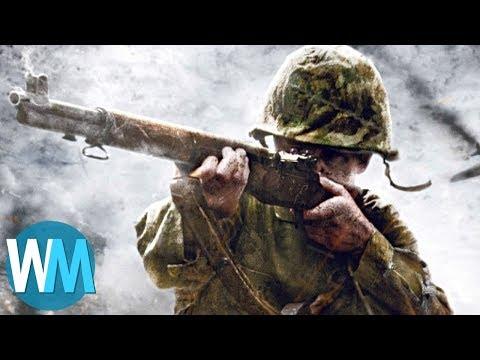 Top 10 Best World War II Games