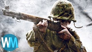 Top 10 Best World War II Games