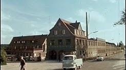 Land und Leute - Historischer Dokumentarfilm über Industriestandort Lauf a. d. Pegnitz (ca. 1960)