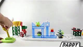 Настольная игра Энгри Бердз (Angry Birds) ver. 2