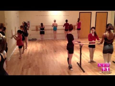 Ballet II (Preteen/Teen) | Addicted 2 Dance from YouTube · Duration:  2 minutes 3 seconds