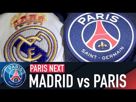 TRAILER - REAL MADRID vs PARIS SAINT-GERMAIN