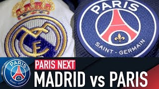 TRAILER - REAL MADRID vs PARIS SAINT-GERMAIN