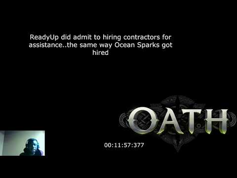 OATH Indie MMO News Coverage On 6Blade Live Tv