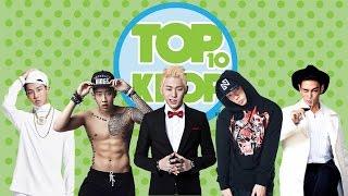 MEJORES RAPEROS DEL K-POP   Top10 Kpop