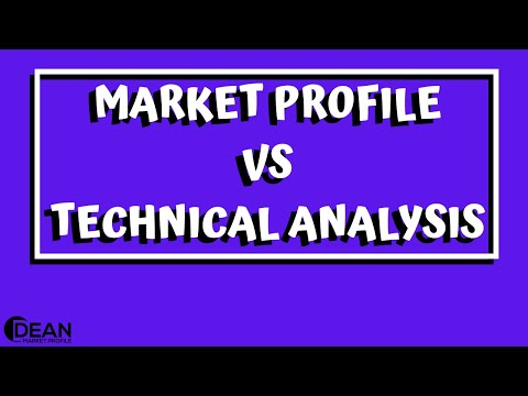 Market Profile vs Traditional Technical Analysis by Dean Market Profile