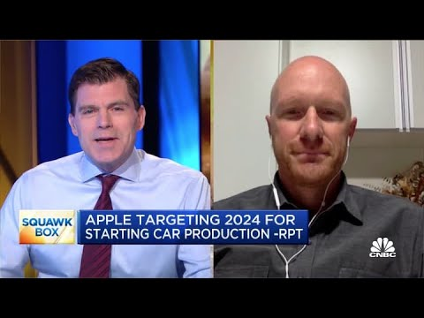 Apple is targeting 2024 to begin car production: Report