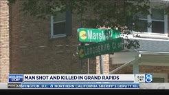 Commissioner IDs man shot, killed in Grand Rapids