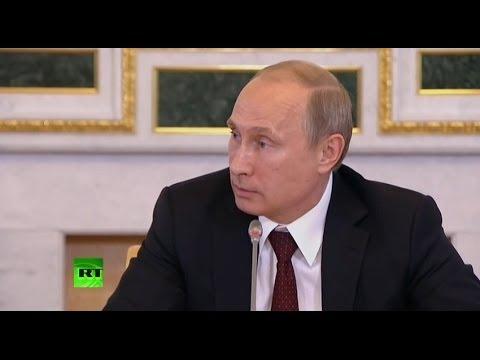 Путин по поводу сомнительных аналогий наследника престола: Это не королевское поведение