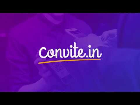 Convitein Convite Digital Rsvp Check In Qr Code Apps No Google Play