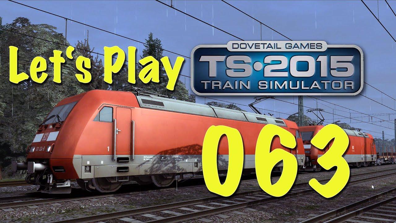 Train Simulator Aufgaben
