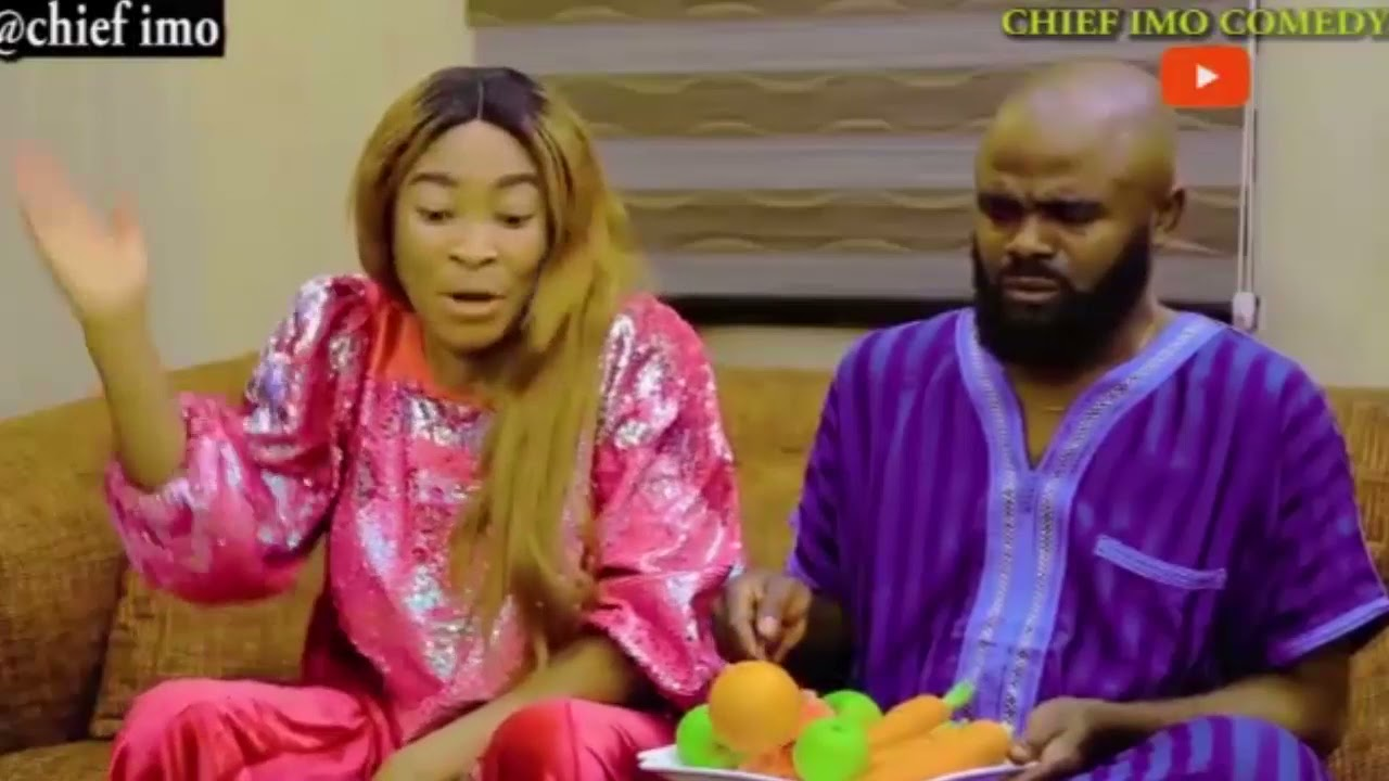 Download Chief Imo Comedy    BAD MARKET. MARRIAGE CLOSED!!!  sugar mummy to alien boys
