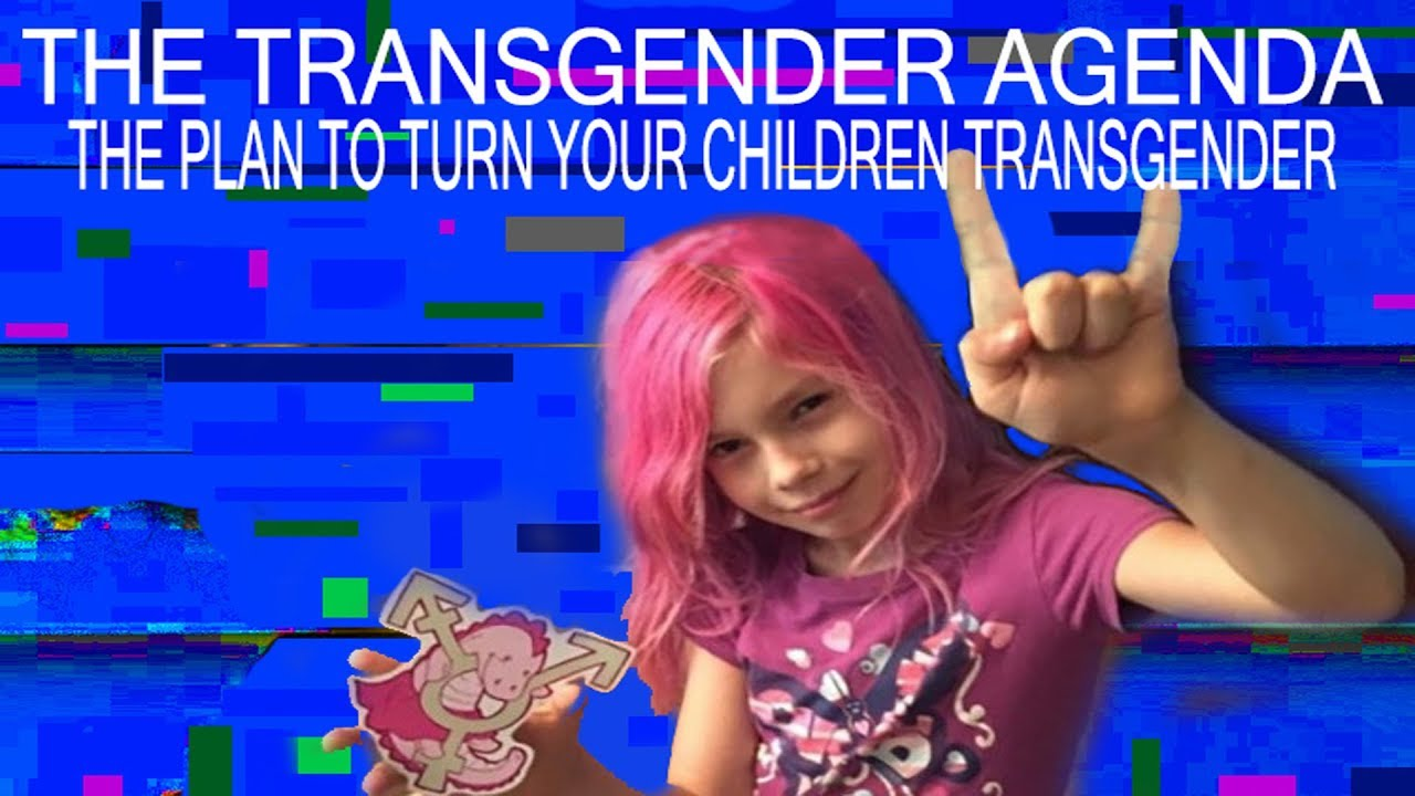 Image result for transgender agenda