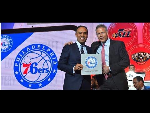 NBA Draft Lottery 2016 recap
