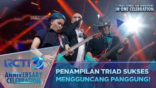 "Download Lagu Triad - ""Munajat Cinta""   RCTI 31 ANNIVERSARY CELEBRATION mp3"