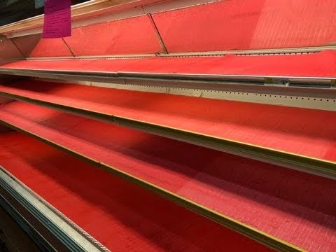 Supermarket destroys £30,000 of food after woman coughs on it - Today News
