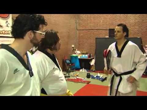 Bureausport Jeroen Wanrooij Taekwondo