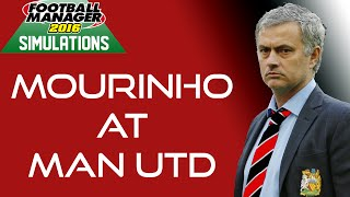 Mourinho at Man Utd | Football Manager 2016