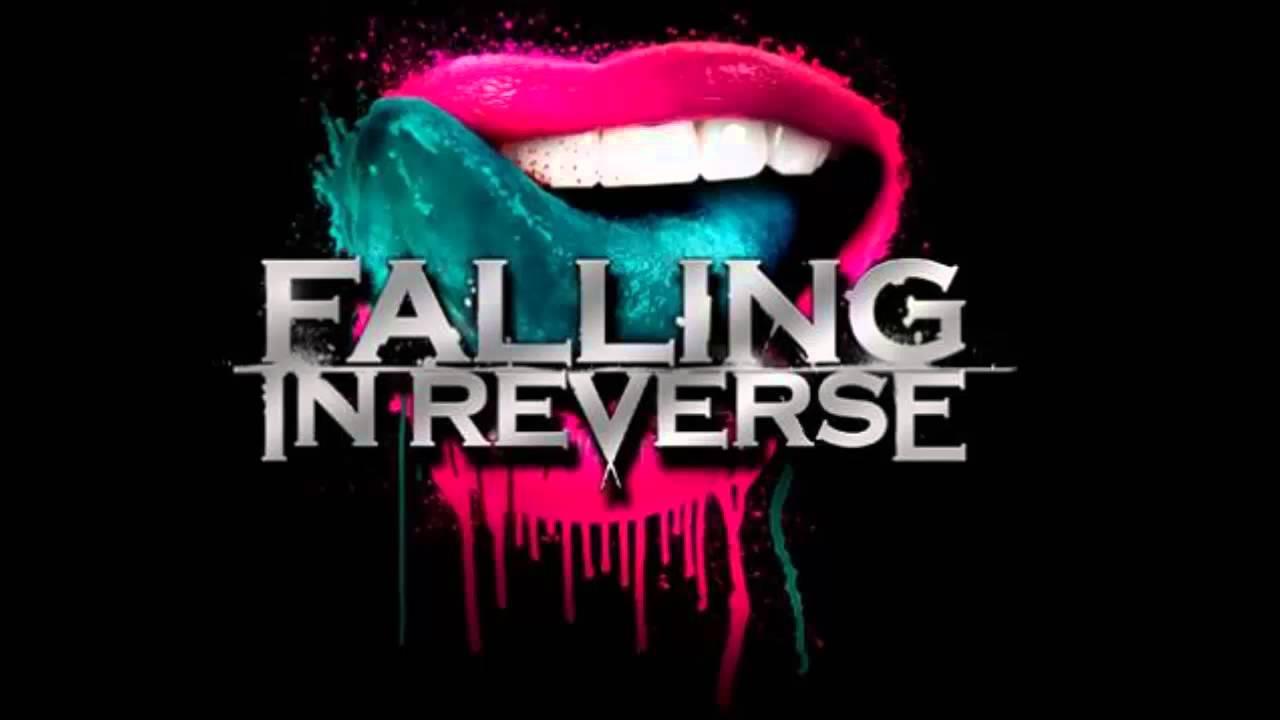 Falling In Reverse Desktop Wallpaper Falling In Reverse Fashionably Late Youtube