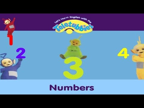 Download Let's Learn English With The Teletubbies! - Numbers (2006)
