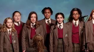 We choose how we define ourselves | Kensington Aldridge Academy Choir | TEDxLadbrokeGrove
