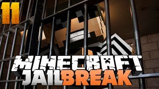 Minecraft JAIL BREAK S2E11 - NEW MINE IS AWESOME