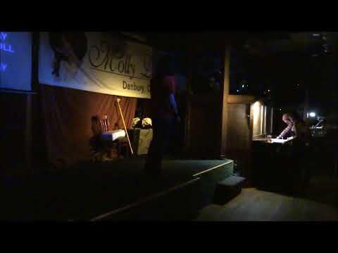 Ryan Carnage Singing Rock & Roll All Night at Karaoke