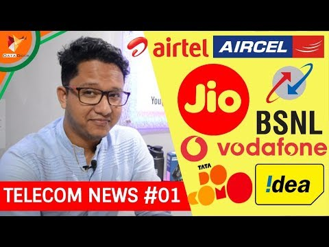 Latest Telecom News With Latest Telecom Plans #01 | Data Dock