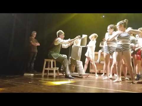 """Prova generale """"un figlio perfetto"""" musical Pinocchio - Cine-teatro La Provvidenza di Vallo della Lu"""