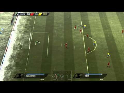 Nice long shot goal | NENE | FIFA 11 PC