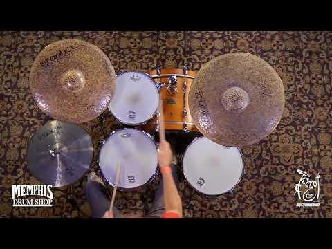 "Istanbul Agop 18"" Turk Crash Cymbal - 1440g (TC18-1082217T)"