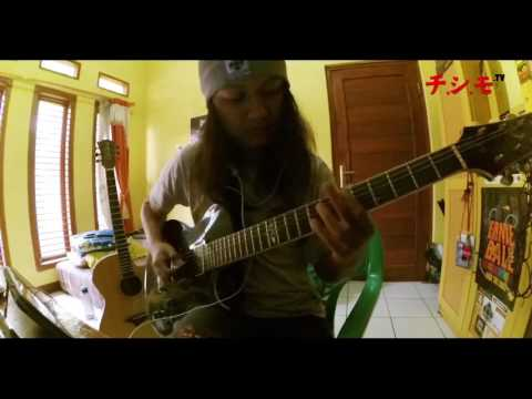 REVENGE THE FATE - BENCANA GUITAR COVER