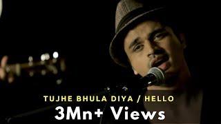 Tujhe Bhula Diya / Hello - Gaurav Dagaonkar (Synchronicity) OFFICIAL !!
