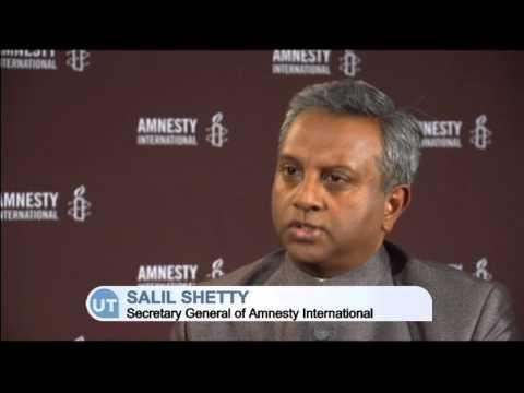 Amnesty International: Global response to abuses 'shameful'