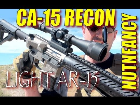 Christensen Arms CA-15: Full Review by Nutnfancy
