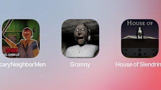 granny mod slendrina fgteev hello neighbor roblox youtube gaming minecraft skit horror game family