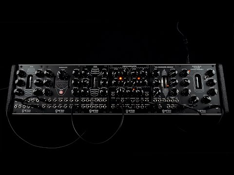 Erica Synths Fusion System II teaser