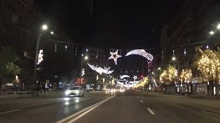 Luminile de Craciun din Bucuresti