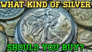 What's the BEST kind of Silver to Buy? | What Silver to Buy with TTcoins