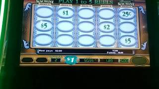 ** FREE SPINS** 1$ GREEN MACHINE SLOTS  !! BIG WIN !! ** MAX BET ** LIVE PLAY ** EMPIRECITY CASINO