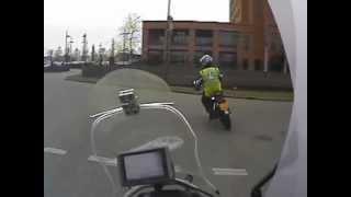 KTM duke 125 rijles