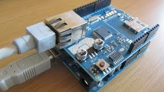 Arduino Ethernet Shield Testing