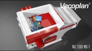 видео: Vecoplan VAZ 1300 Shredding System | Vecoplan