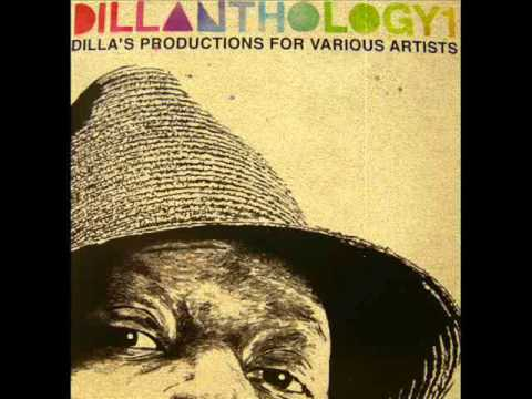 "J-Dilla  ""Dillanthology"" Vol 1 full album 2009"