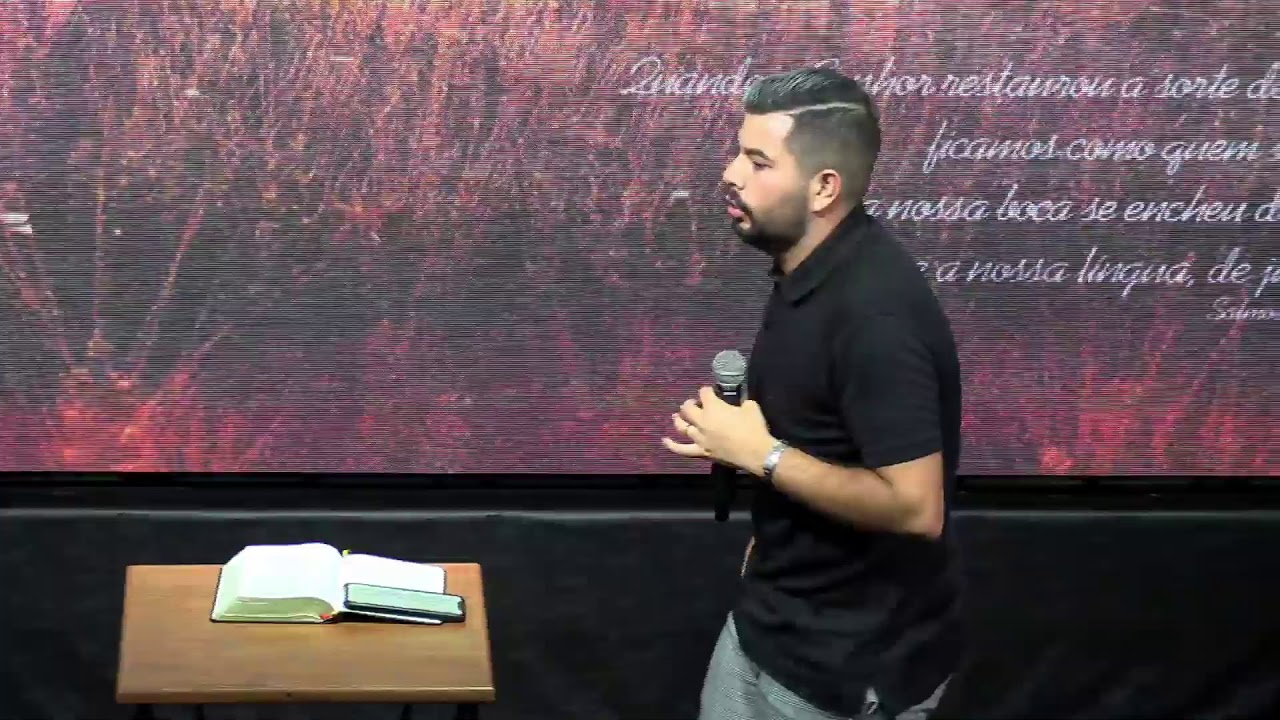 Culto de louvor e adoração