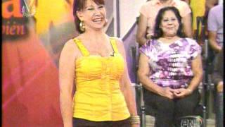 Rosita Linda en Programa de VV