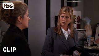 Friends: Rachel Confronts Her Boss (Season 4 Clip)   TBS