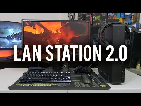 Upgrading My LAN Setup + Water Cooled Node 202 Update!