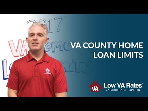 2017 VA County Loan Limits | VA Loan Limits